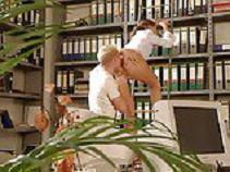 Stenjanje u Biblioteci